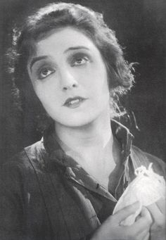 Italian silent film actress