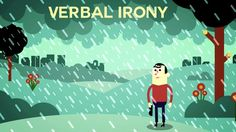 What is verbal irony? At face value, the lines between verbal irony, sarcasm, and compliments can be blurry. After all, the phrase 'That looks nice' could be all three depending on the circumstances. In the final of a three part series on irony, Christopher Warner gets into the irony you may use most often and most casually: verbal irony.