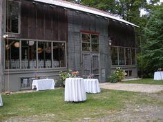 #Cocktails outside the Barn..#BarnWedding #Rustic