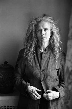 Kiki Smith, mixed-media artist whose work explores human nature. (b.1954, Germany)