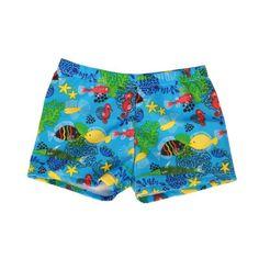 9553ef4a9702d Dinosaur Swim Trunks Aqua Blue, Swim Trunks, Infant, Kids Fashion, Cool  Outfits. Bitsy Bug Boutique