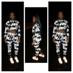 Two piece .. airforce .. Yeahhh