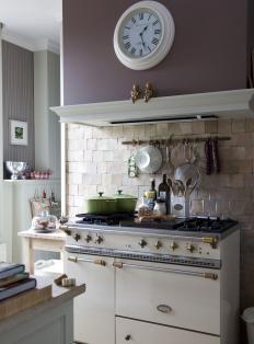 113 Best pot rack over stove images | Pot rack, Kitchen ...