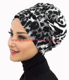 Ready To Wear Hijab  Code: HT-0259 New Season Cotton Bonnet - Cotton Hat