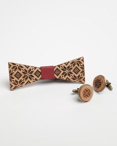 Womens Wooden Bowtie    ♠ Enjoy this fun accessory that will fit your favorite shirt, blazer and best mood. Add an original accent to your style and break up your routine. Easy to wear and totally easy to impress!    ♠ Uniqueness  This item will be made especially for you upon ordering. Due to materials and handwork specifics the purchased item may look slightly different than the one on the photos.    ♠ Size and Materials 3.9x 1.4 | 10 x 3.7 cm  We use compressed wood fibers boards. The…