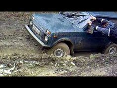 Lada Niva 4x4 extreme offroad