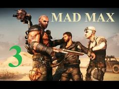 Mad Max Part 3 Mysterious Wastelander Walkthrough Gameplay Single