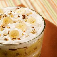 Healthy Makeover: Banana Pudding