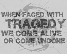 Rise Against. The Black Market. Tragedy + Time. I can't wait to go see them again