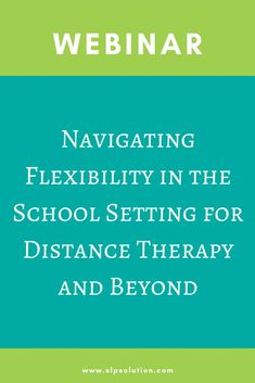 Struggling with how to handle ever-changing distance learning, in-person learning, and teletherapy options as a speech therapist? This webinar provides resources to school-based SLPs so that they are able to change service delivery modalities more confidently. The presentation covers the basic topics surrounding in-person (during the pandemic) and the transition to teletherapy (or distance therapy). Special Needs Teacher, Special Education Teacher, Teacher Resources, Speech Language Pathology, Speech And Language, School Sets, Learning Disabilities, What Can I Do, Continuing Education