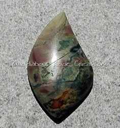 Gaddabout Rock Creations - Kaleidoscope Jasper Cabochon 5752, $17.95 (http://stores.gaddaboutrockcreations.com/kaleidoscope-jasper-cabochon-5752/)