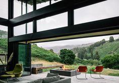 Butterfly House par Feldman Architecture