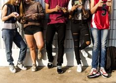 Photo about Group of young teenager friends chilling out together using smartphone social media concept. Image of friend, relax, chill - 113193389 Emmanuel Macron, Social Media Images, Stock Foto, Women Lifestyle, Teenager, Republic Of The Congo, Smartphone, The Outsiders, Best Friends