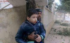 Smrtící plyn v Idlibu pocházel z vybuchlých skladů rebelů, tvrdí Rusko