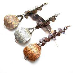 #mulpix ≺✦✦ Etched Tribal Charm Bracelets.  Avail in  #brass,  #copper & mixed metal ($58) ≺✦✦  #urbaneclecticjewelry  #bohemian  #boho  #gypset  #gypsy  #jewellery  #etsyelite  #etsy  #etsyhunter  #etsyfinds  #tamarindo  #playatamarindo  #costarica  #handmadejewelry  #jewelry  #wanderlust  #freepeople  #artisan