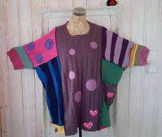 919c57eafbdb 20 best Sweaters Refashioned images on Pinterest