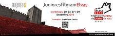 Workshop de introdução à realização para jovens elvenses | Portal Elvasnews