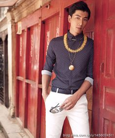 Zhang liang (张亮)Chinese Top Male Model