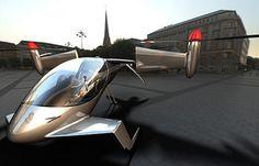 Falx Personal Tilt-Rotor Aircraft
