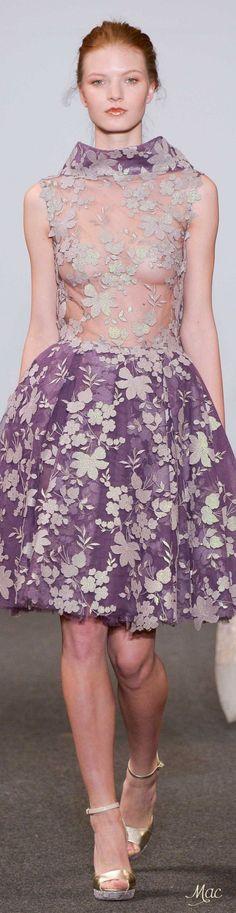 Spring 2016 Haute Couture Dany Atrache