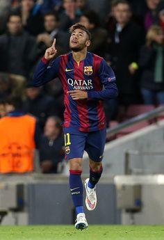 Neymar #FC Barcelona #UEFA Champions League