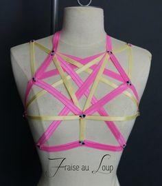 lingerie harnais