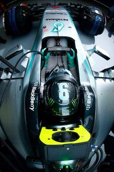 Nico Rosberg 2015 Mercedes AMG