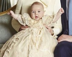 HRH Prince George Alexander Louis I ain't gonna lie.....this baby is like the cutest baby I've ever seen.