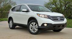 2014 Honda CRV White