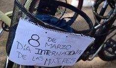 Convocan a pedalear por el Día Internacional de las Mujeres