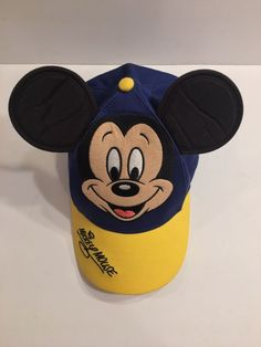 f5b135b0349e7 Disney Parks Mickey Mouse Youth Kids Snap Back Hat Cap MICKY autograph-Free  Ship  fashion  clothing  shoes  accessories  mensaccessories  hats (ebay  link)