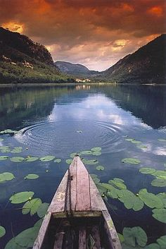 Boracko Jezero, Konjic, Bosnia and Herzegovina