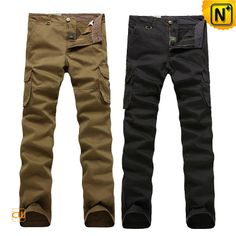 Designer Skinny Cargo Pants for Men CW140408  Fashion good looking designer skinny cargo pants for men available in 2 colors, shop our stylish mens skinny cargo pants made of 100% cotton online at www.cwmalls.com!
