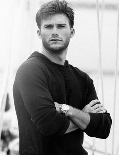 Scott Eastwood for Town and Country by Noe DeWitt