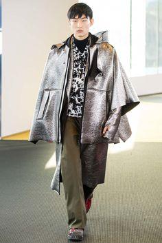 Kenzo Fall 2015 Menswear Fashion Show