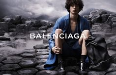 First Look: Piero Mendez for Balenciaga Spring Summer 2015