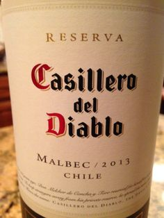 Six Easy Drinking Wines from South America