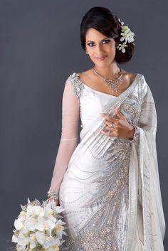 Buddhi Batik's bridal..Sri Lankan Designer Darshi kirthisena's label