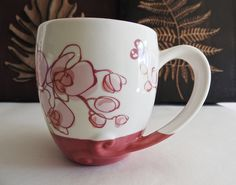 Subtropical Orchid Mug  Starbucks exclusively release  for our TAIPEI INTL FLORA EXPO  Limited edition from 2010.
