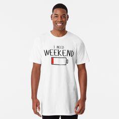 I need weekend shirts for men! Design T Shirt, Shirt Designs, Nasa, Tshirt Colors, Wardrobe Staples, Female Models, Good Books, Classic T Shirts, Humor