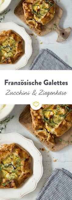 Buttrig, luftig und goldbraun gebacken kommt sie daher, die kleine Köstlichkeit aus Frankreich. Eine pure Gaumenfreude mit herzhafter Füllung.