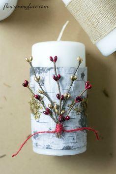 Festive+Christmas+Candles