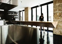 20 Of The Most Unique Desk and Table Designs Ever - 4 Prism Bar