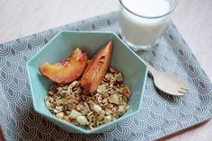 Granola Vanille-Amande - Mango and Salt