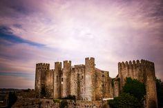 Castelo de Óbidos em Óbidos, Leiria