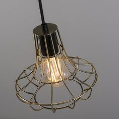 Pendant Lamp Licor Luxe 1 Bronze