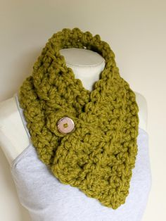 This pattern works up very quickly by using a large hook and repeating rows. Pattern requires basic knowledge of crocheting.