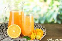 Самый летний напиток - квас из <span class='s_hl_ingreds'>апельсинов</span>