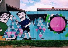 Street art - Curitiba/Brasil