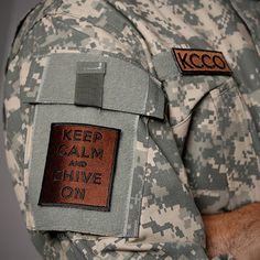 KCCO Military Patch 2-Pack | theCHIVERY